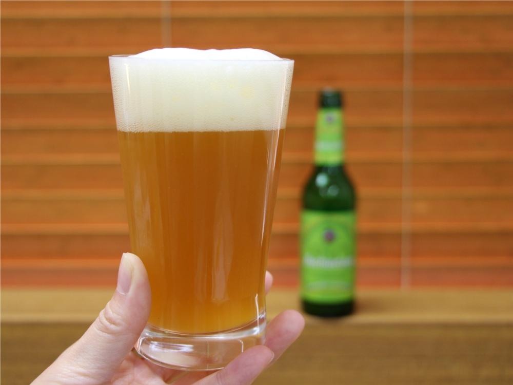 蕎麦 そばビール ドイツ