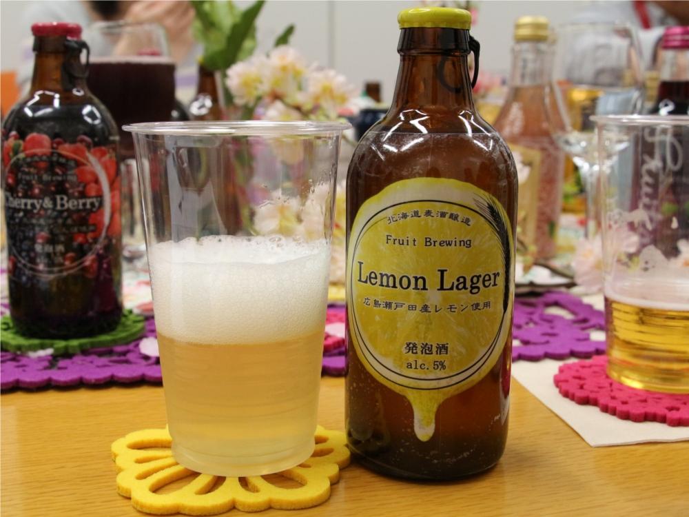 ローソン フルーツビール 新発売