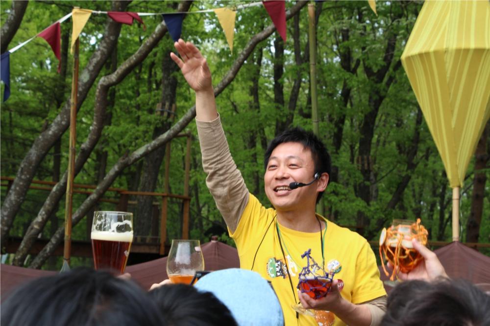 超宴 ヤッホーブルーイング よなよな 軽井沢 スウィートグラス