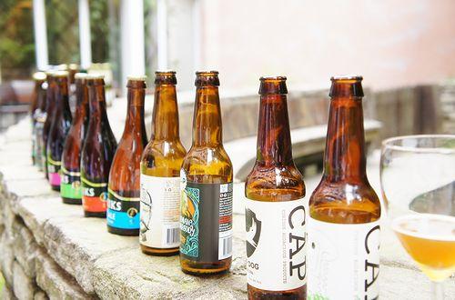 画像:スウェーデン・ビール・セミナー&テイスティング・レセプション