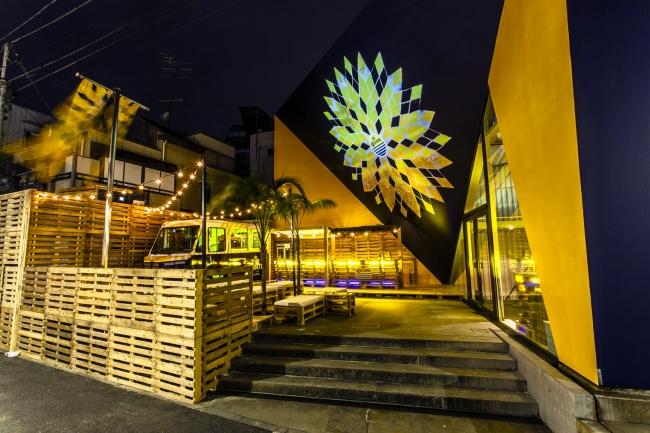 コロナ・エキストラ  CORONA SUNSETS BAR HARAJUKU 東京 原宿 キャットストリート