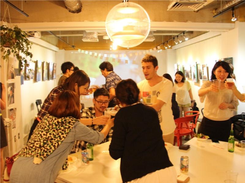 ビール女子 2周年記念 パーティー サカキラボ
