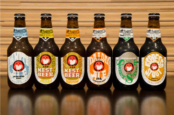 常陸野ネストビール Laap SHIBUYA