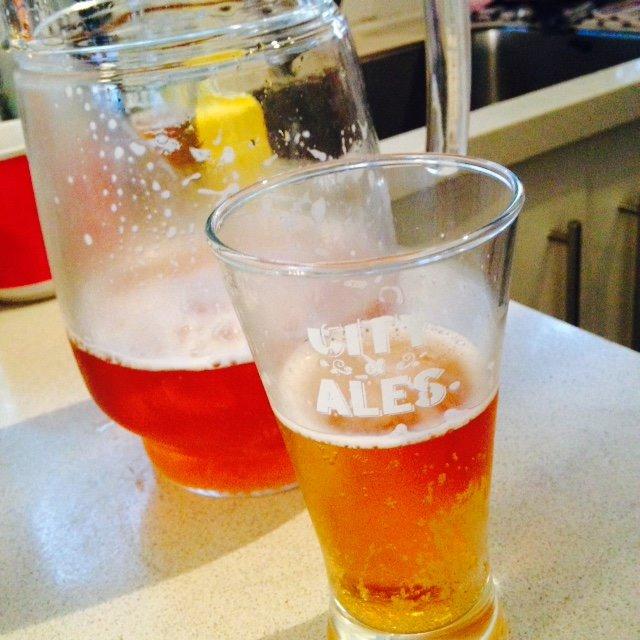自作ビール