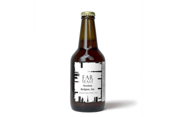 Far Yeast Session Belgian Ale ファー イースト セッション・ベルジャンエール