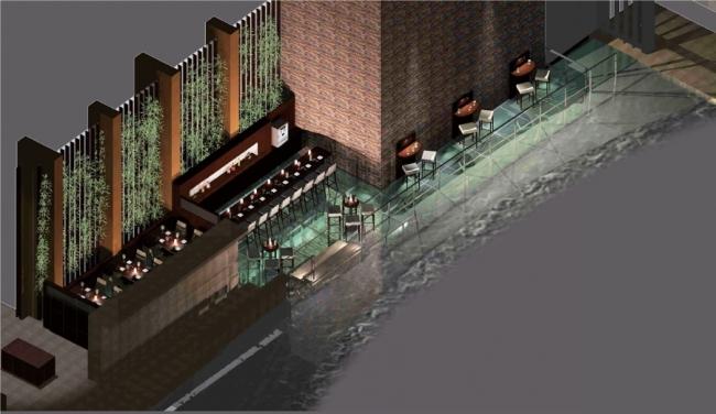 ストリングスホテル東京インターコンチネンタル 品川 バブルズバー