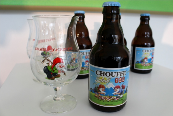 小西酒造 ベルギー ラ・シュフ