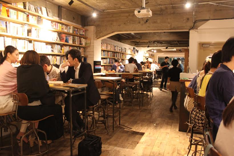 森の図書館 2号店 表参道