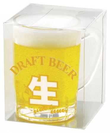 ビールキャンドル