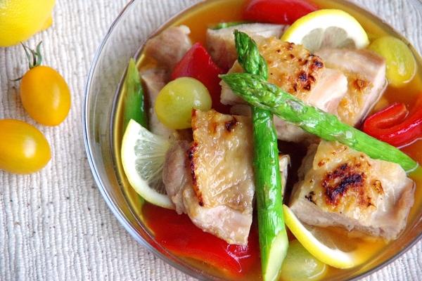 鶏肉 めんつゆ おつまみ レシピ