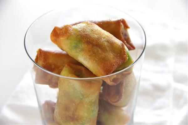 アボカド納豆の春巻き おつまみ IPA レシピレシピ