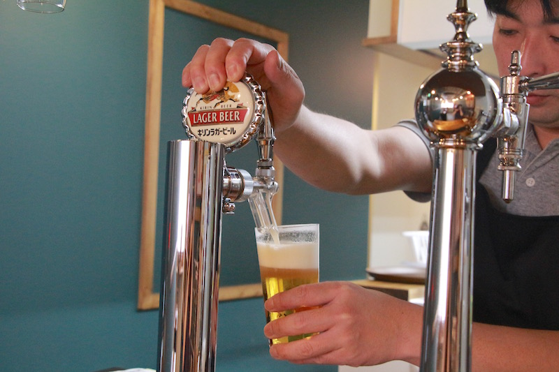 麦酒大学 中野 ビール