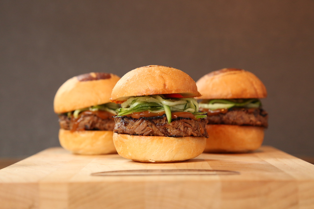 Braised Gochujang Sliders 28