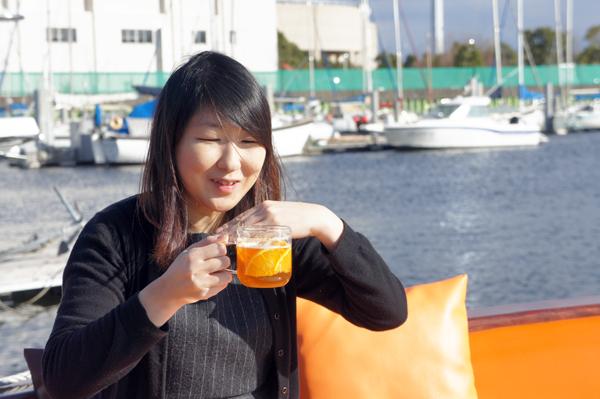 こたつ舟ビール
