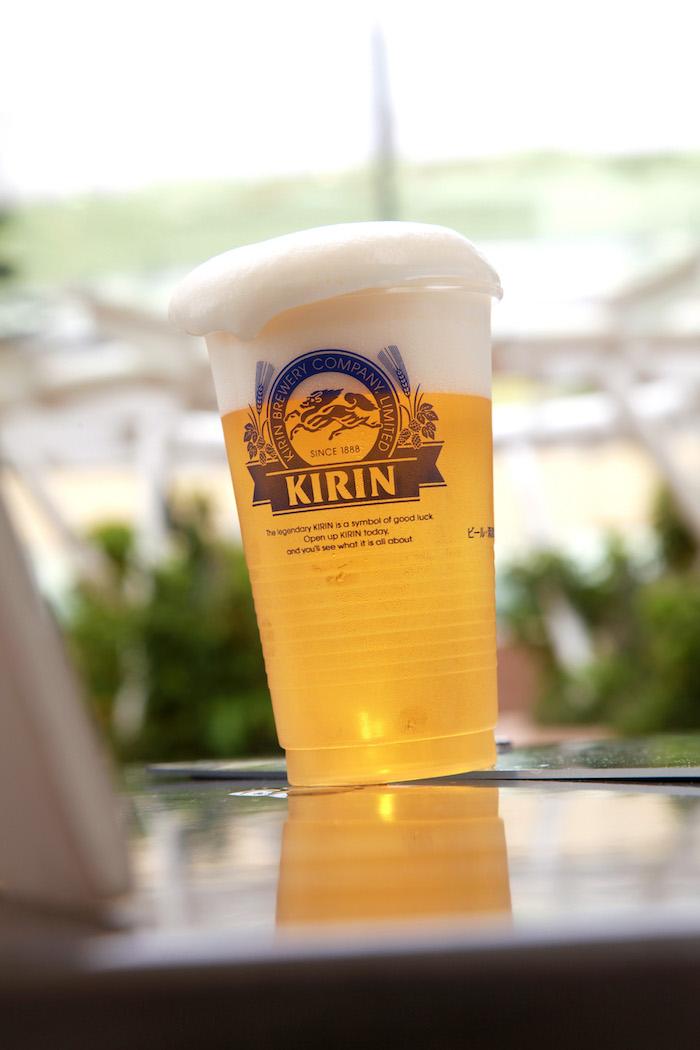 缶つま ビール 水族館