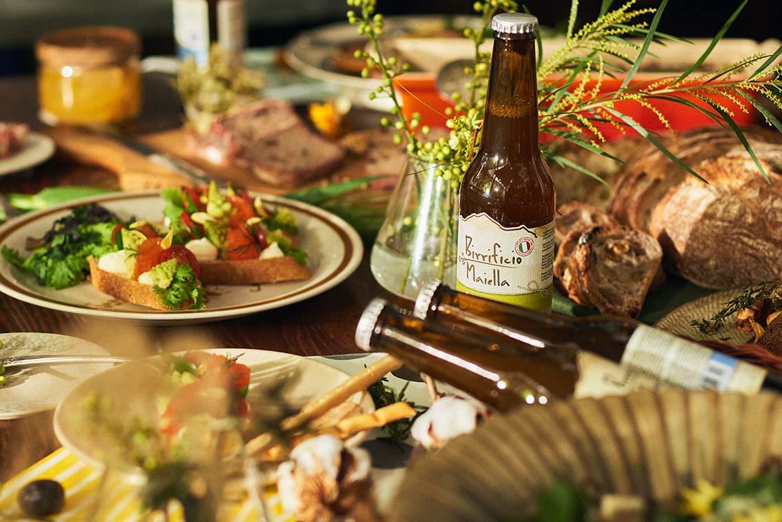 ビール イタリア オーガニック