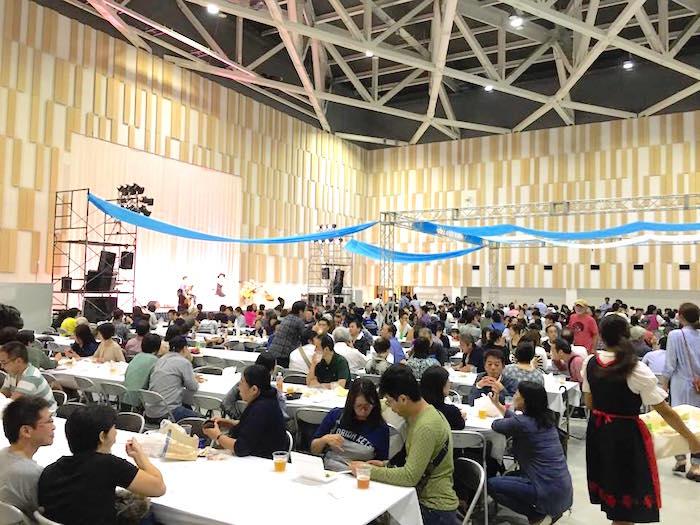 伊豆オクトーバーフェスト ビール イベント