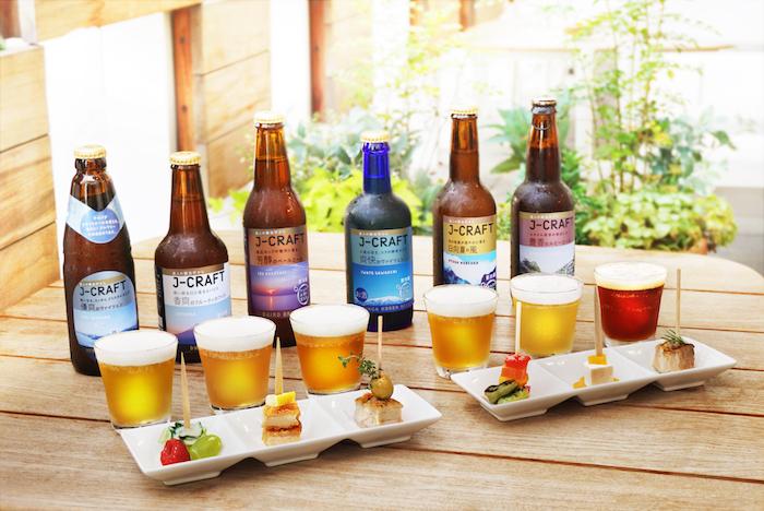 チルドビール部 ビール女子 J-CRAFT イベント