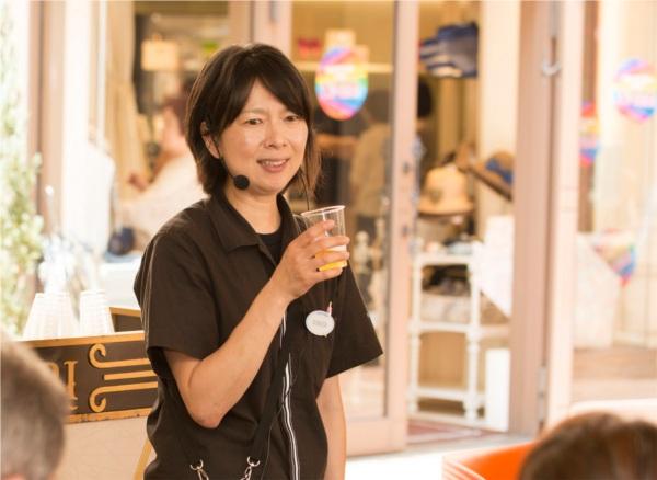 園田智子さん
