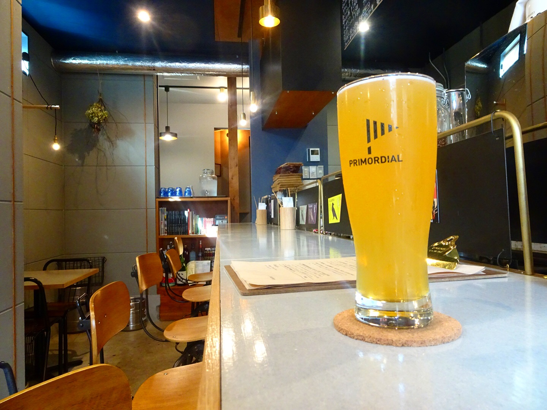 南浦和 カフェ ビール クラフトビール ipa ビール女子 休日 京都醸造 南半球の朝日