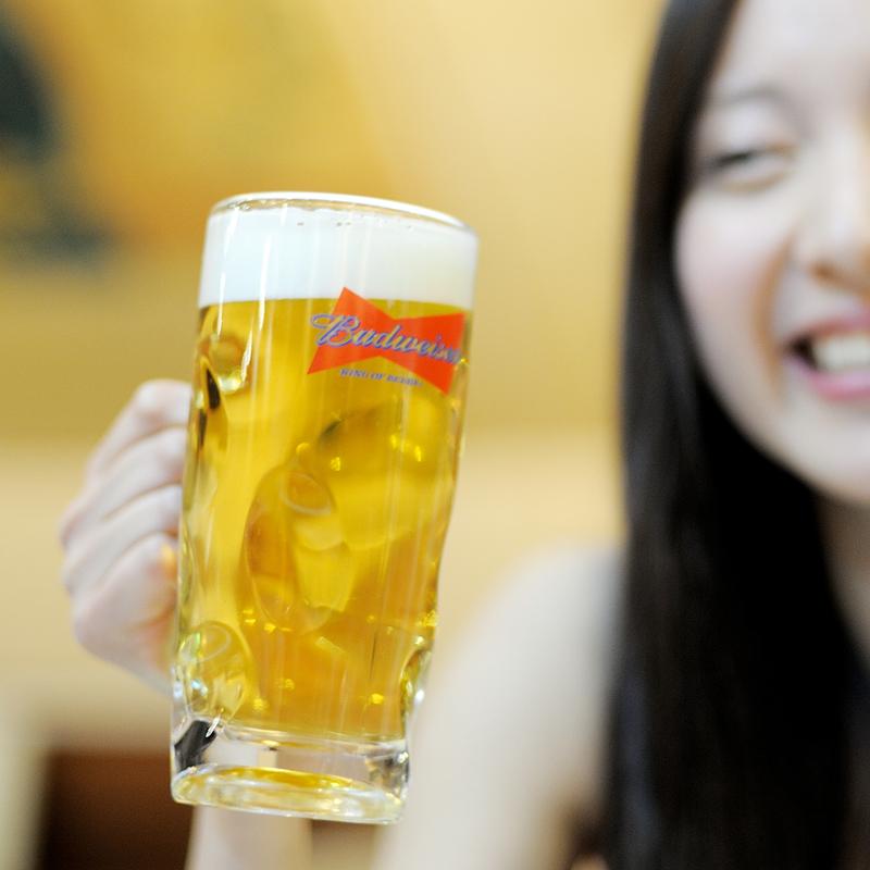 バドワイザー 飲み放題 ビール イベント