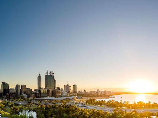Perth-aerial