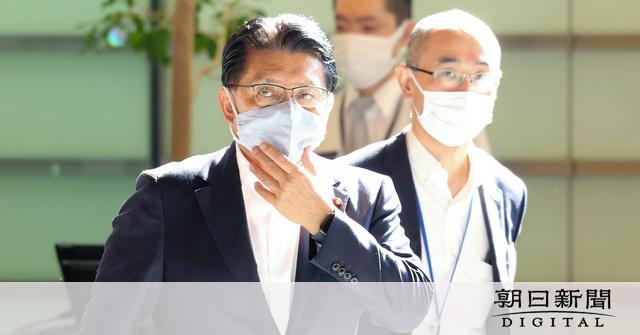 「ラフな表現になった」 平井大臣、「脅し」発言を陳謝:朝日新聞デジタル