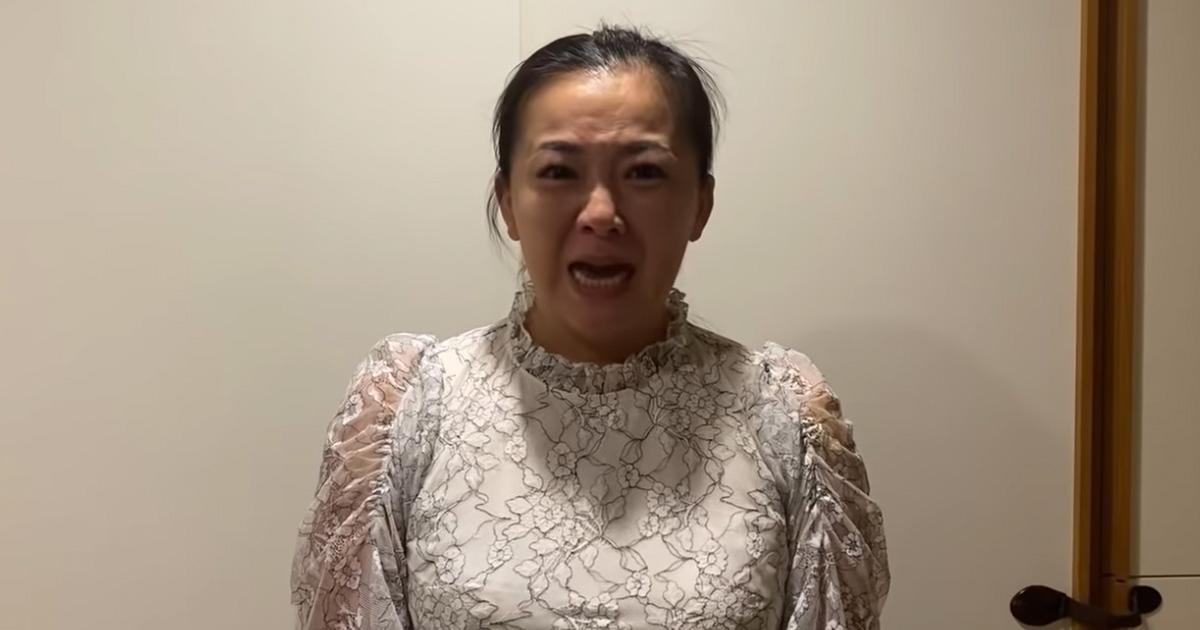 「私の勘違い」「虐待ではありません」 華原朋美、高嶋ちさ子に号泣謝罪 尋常でない様子の動画に心配の声やまず (1/2) - ねとらぼ