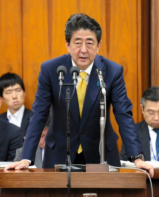 安倍首相、また前川氏に言及 使わないでと言ったのに…:朝日新聞デジタル