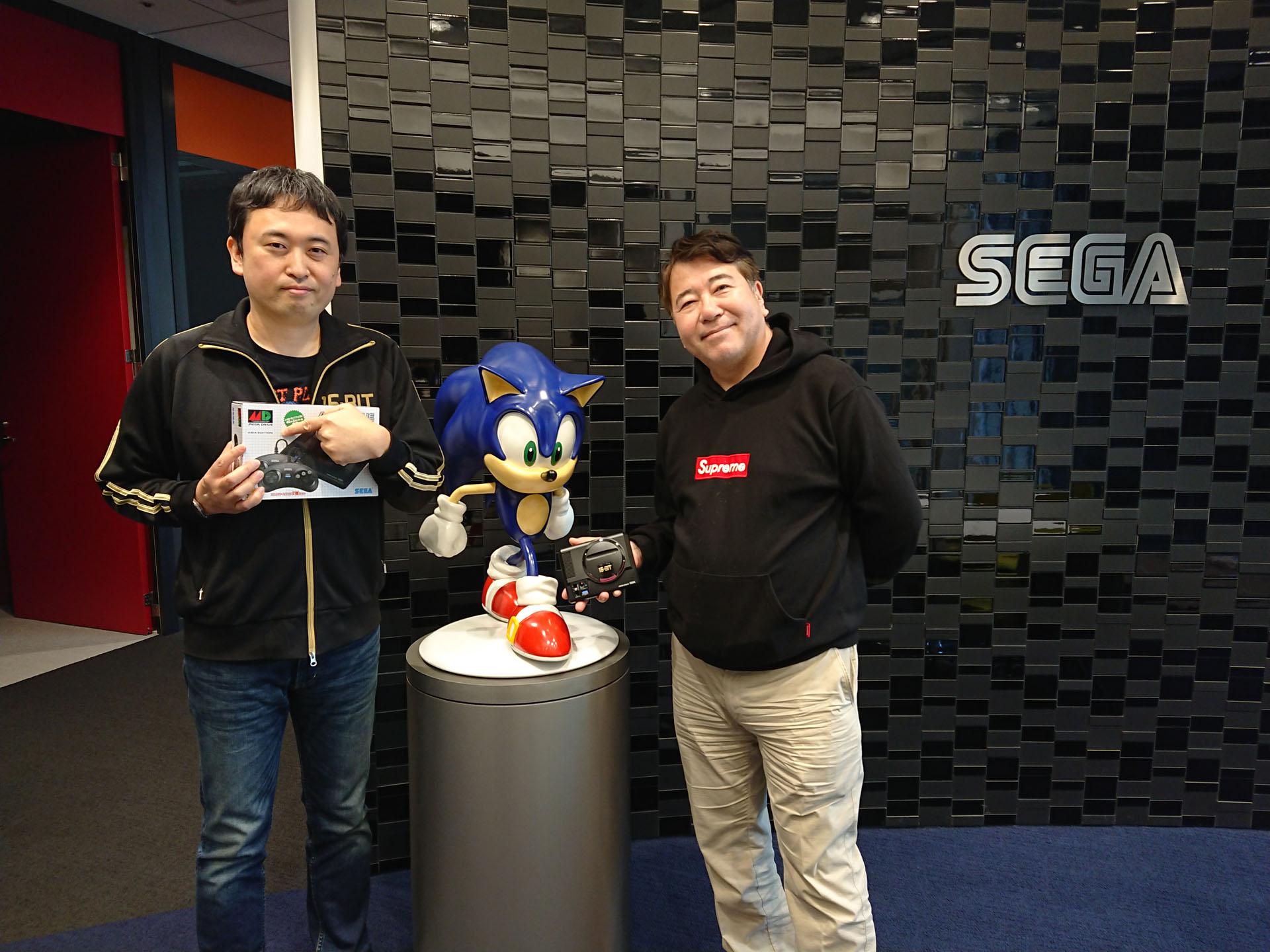 【インタビュー】これが最後のインタビュー! 「メガドライブミニ W・アジアエディション」特別インタビュー - GAME Watch