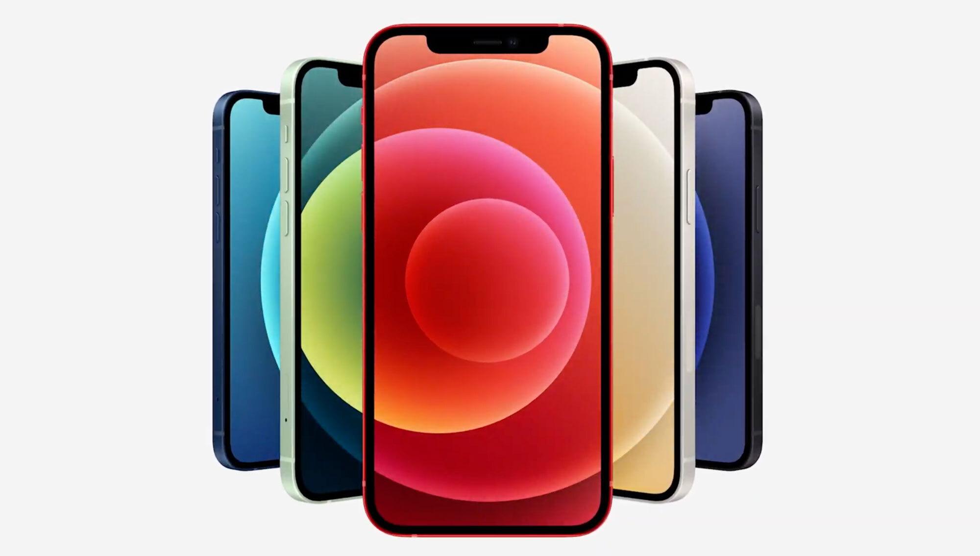 速報:Apple iPhone 12発表。5G対応・スマホ最速性能・4倍強いセラミックシールドや有機EL画面に進化 - Engadget 日本版