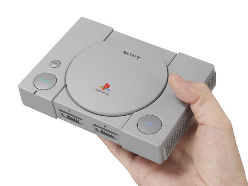 小さい初代PS「プレイステーション クラシック」の収録ゲーム全20本を発表 - AV Watch
