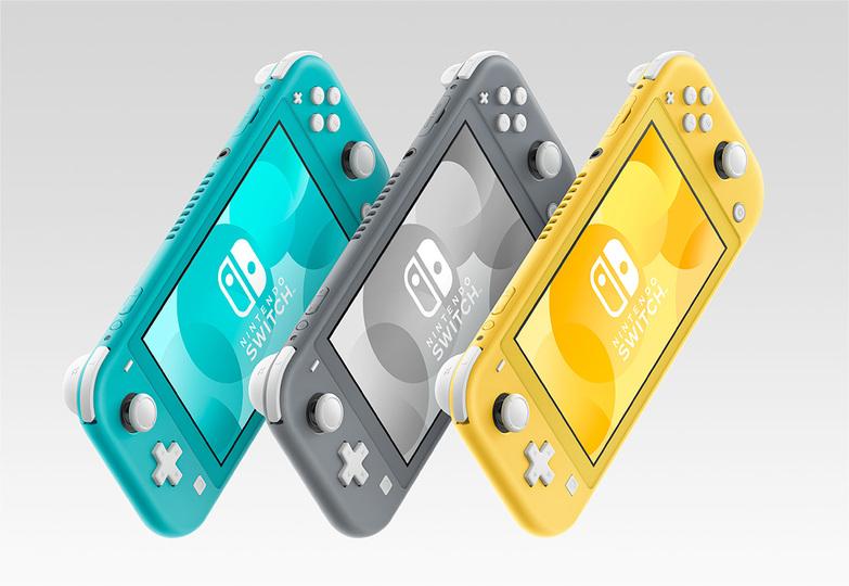 【速報】携帯専用「Nintendo Switch Lite」、1万9980円で9月20日発売!   ギズモード・ジャパン