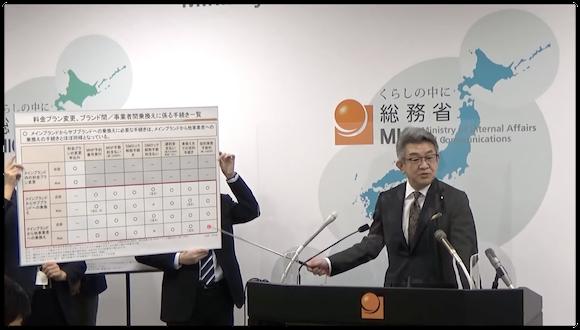 武田総務大臣、KDDI社長からの批判に激怒。ドコモは新ブランド計画見直し不可避か - iPhone Mania