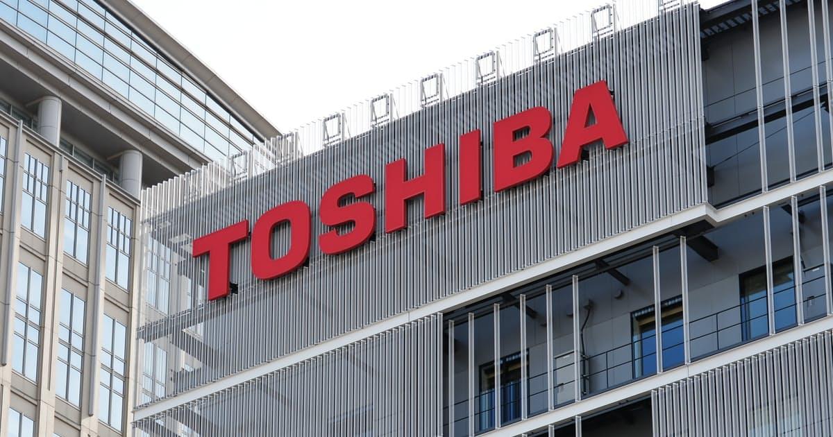 東芝に買収提案、英投資ファンドなど 2兆円超で非公開化: 日本経済新聞