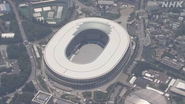 東京五輪・パラ 観客入れ開催の方向で最終調整へ | オリンピック・パラリンピック 大会運営 | NHKニュース