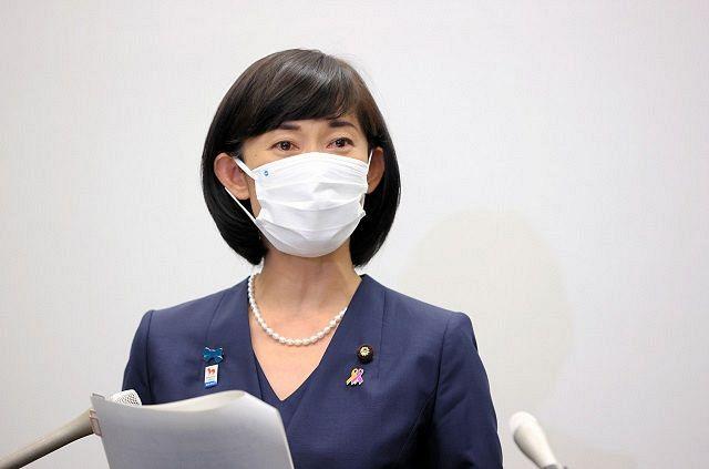 丸川五輪相、閣議に遅刻「五輪で渋滞」と釈明:東京新聞 TOKYO Web