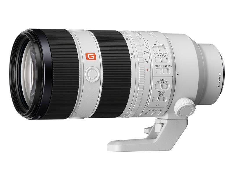 ソニー、画質とAF性能を向上。動画にも最適化した「FE 70-200mm F2.8 GM OSS II」。33万円 - デジカメ Watch