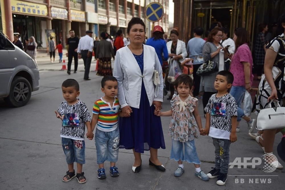 中国、人口抑制でウイグル人に不妊強制か 報告書 写真5枚 国際ニュース:AFPBB News