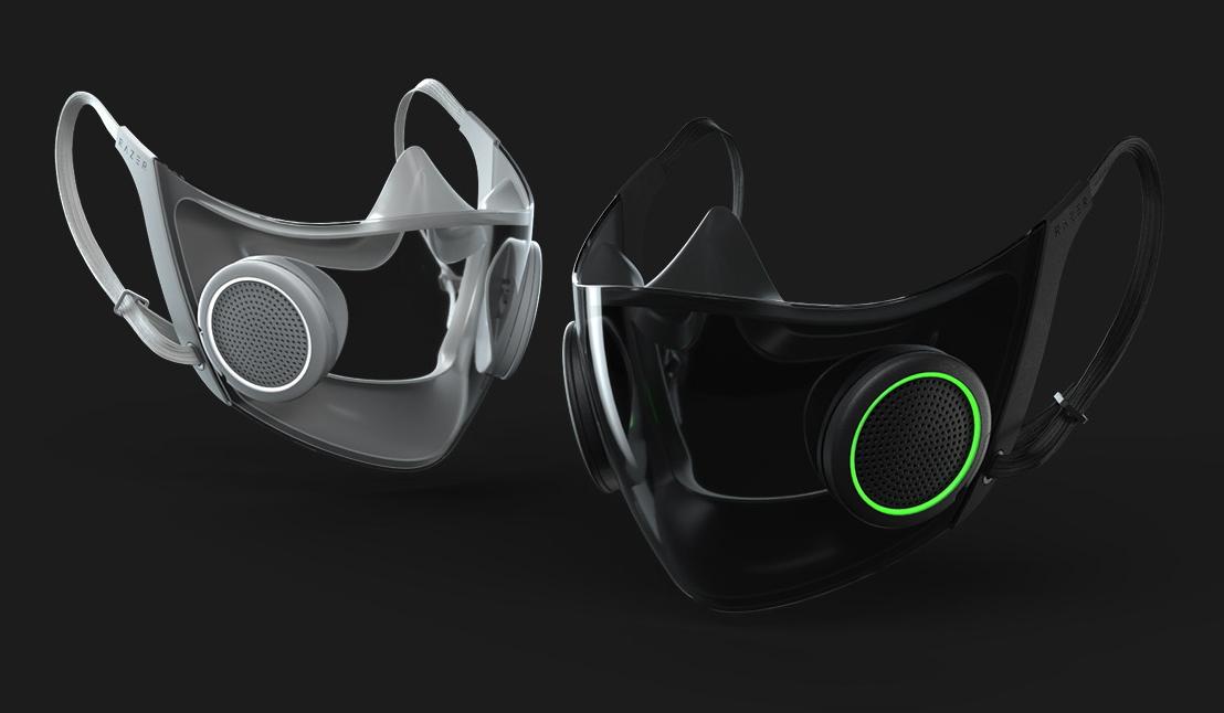 これぞゲーミングマスク!? Razerが手掛けるマスク「Project Hazel」が登場 - GAME Watch