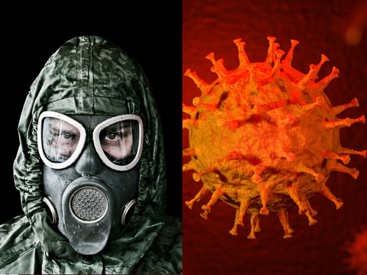 コロナ 細菌 兵器