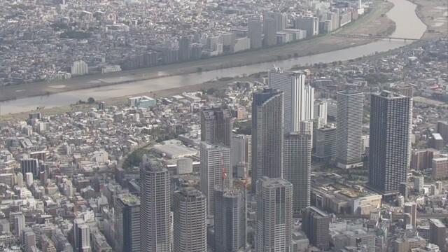 武蔵小杉タワーマンション停電