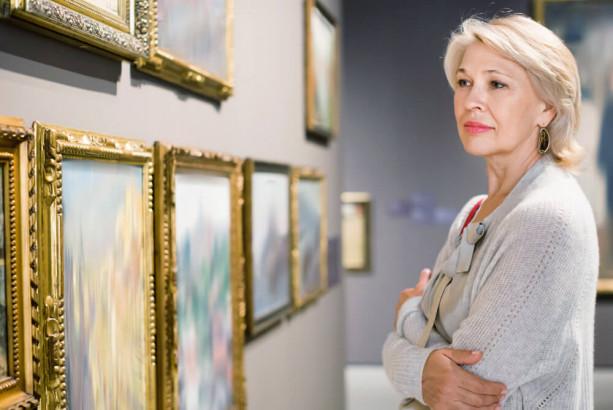 美術館に行く人は「長生きする」傾向、英大学の調査で判明 | Forbes JAPAN(フォーブス ジャパン)
