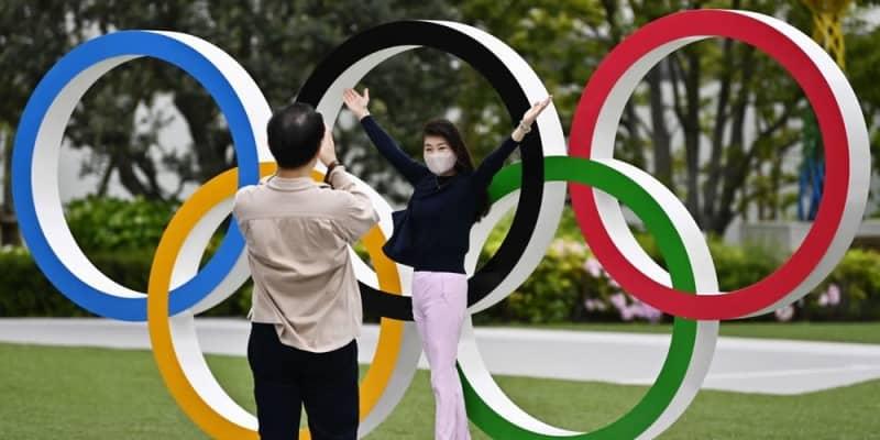 米有力紙、日本に五輪中止促す IOC批判「開催国を食い物」 | 共同通信