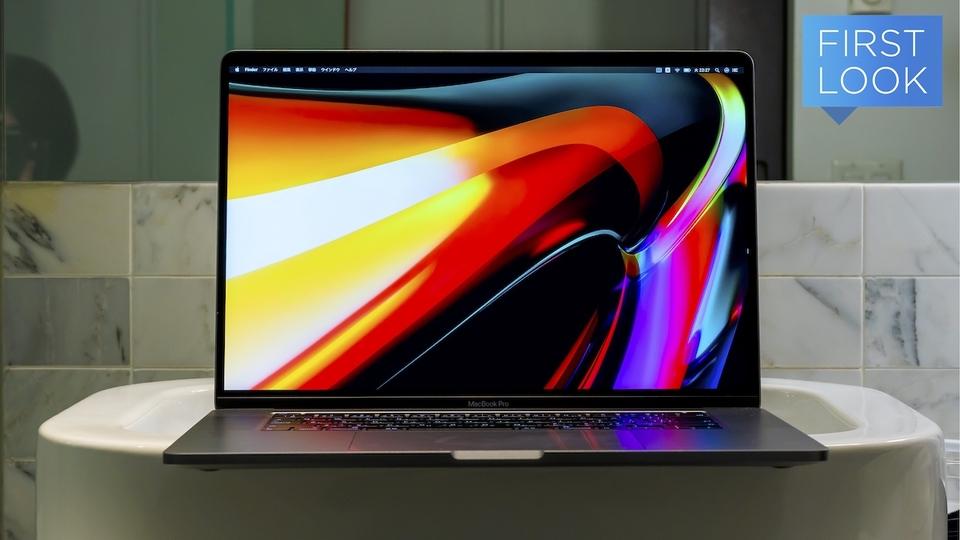 Apple、16インチの新型MacBook Proを発表。Escキー復活! そして、さらばバタフライキーボード   ギズモード・ジャパン