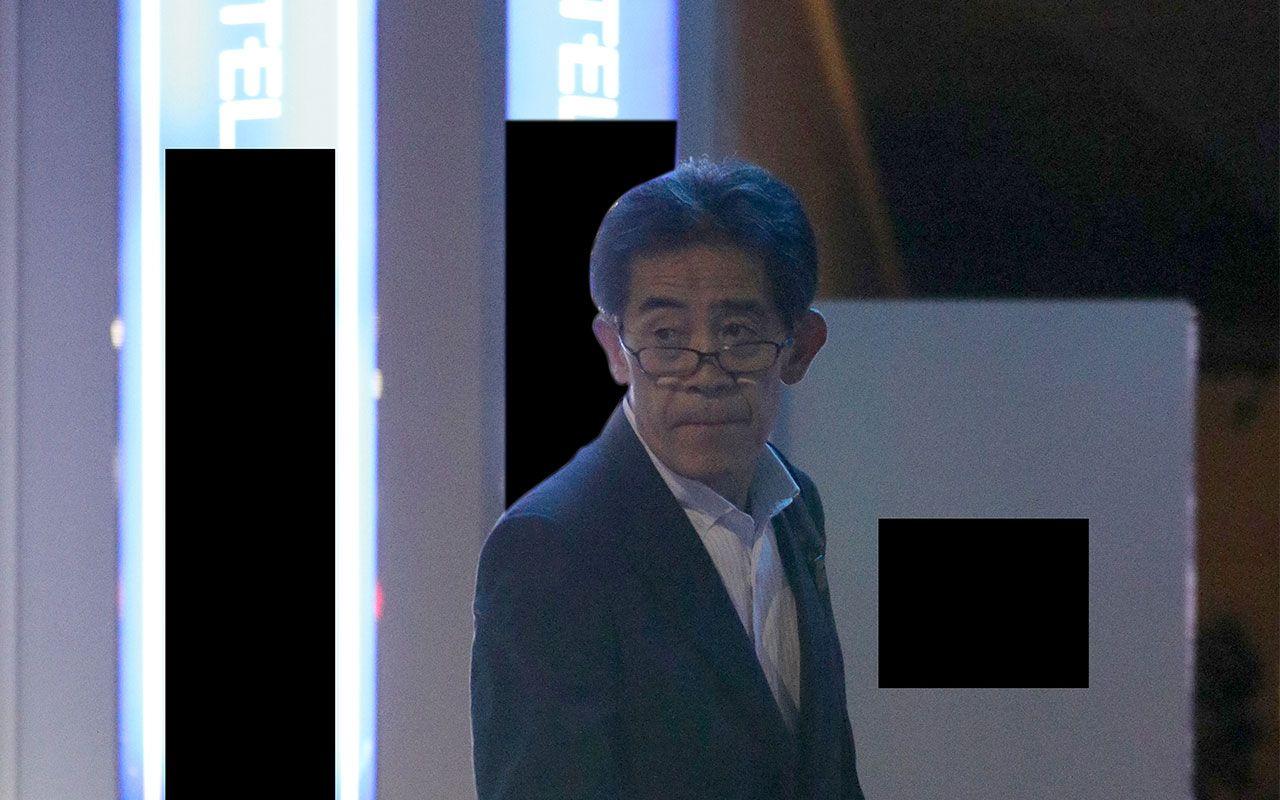 当選11回なのに大臣固辞 自民党・逢沢一郎衆院議員「違法風俗」連続撮 ...