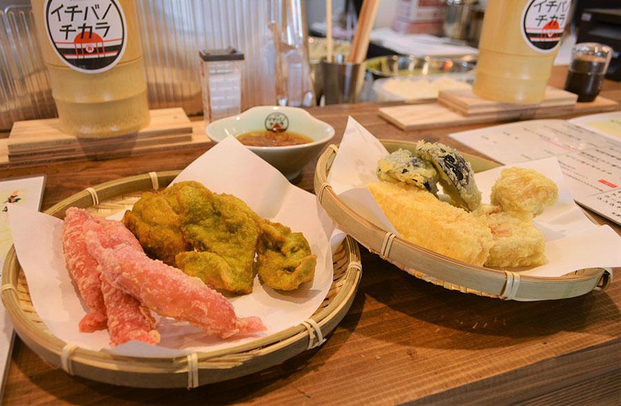 大正の海鮮天ぷら店、食品ロス削減の試み | Lmagajp
