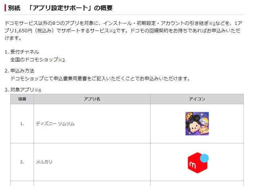 ドコモ、店頭でLINE・ツムツムなどの初期設定を教えるサービス 1アプリ1650円 - ITmedia NEWS