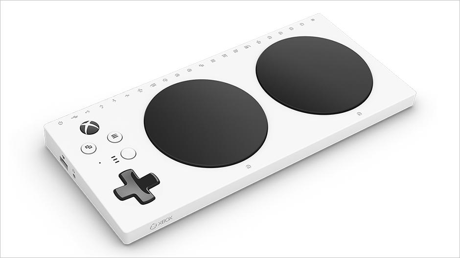 足でも使えるXbox Adaptiveコントローラ発表。拡張自在なアクセシビリティ製品 - Engadget 日本版