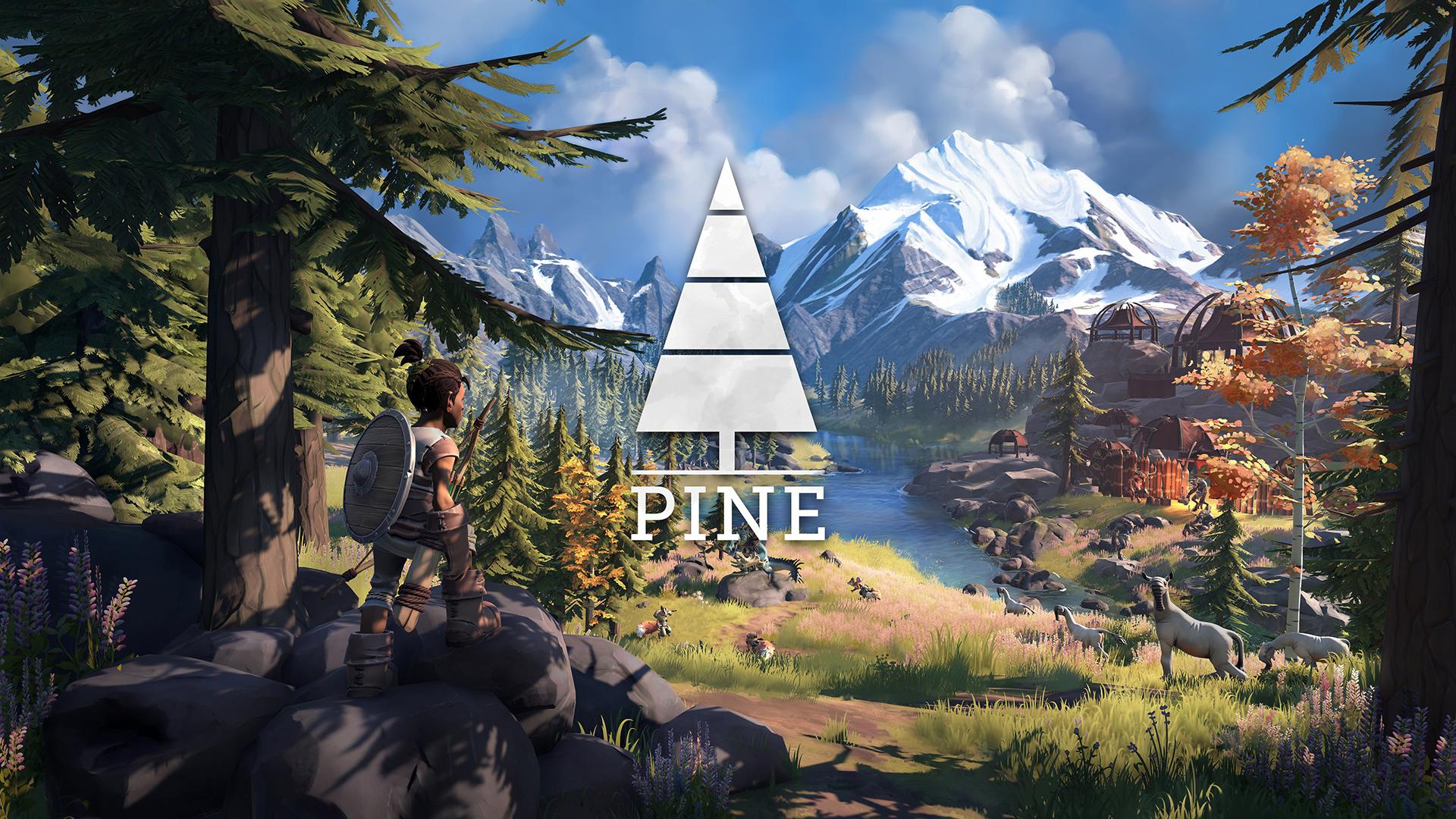 『Pine』が日本語にローカライズされ、スイッチで発売決定。人間が食物連鎖の最下層の世界で、安住の地を探すアクションアドベンチャー